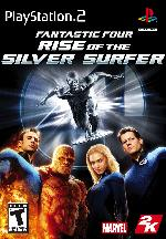 Alle Infos zu Fantastic Four: Rise of the Silver Surfer (PlayStation2)