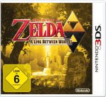 Alle Infos zu The Legend of Zelda: A Link Between Worlds (3DS)