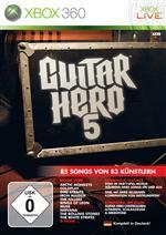 Alle Infos zu Guitar Hero 5 (360)