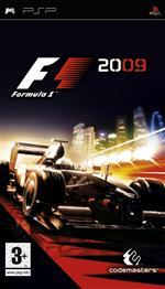 Alle Infos zu F1 2009 (PSP)