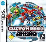 Alle Infos zu Custom Robo Arena (NDS)