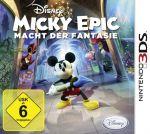 Alle Infos zu Micky Epic: Die Macht der Fantasie (3DS)