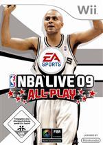 Alle Infos zu NBA Live 09 (Wii)