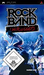 Alle Infos zu Rock Band Unplugged (PSP)
