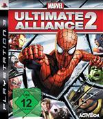 Alle Infos zu Marvel: Ultimate Alliance 2 (PlayStation3)