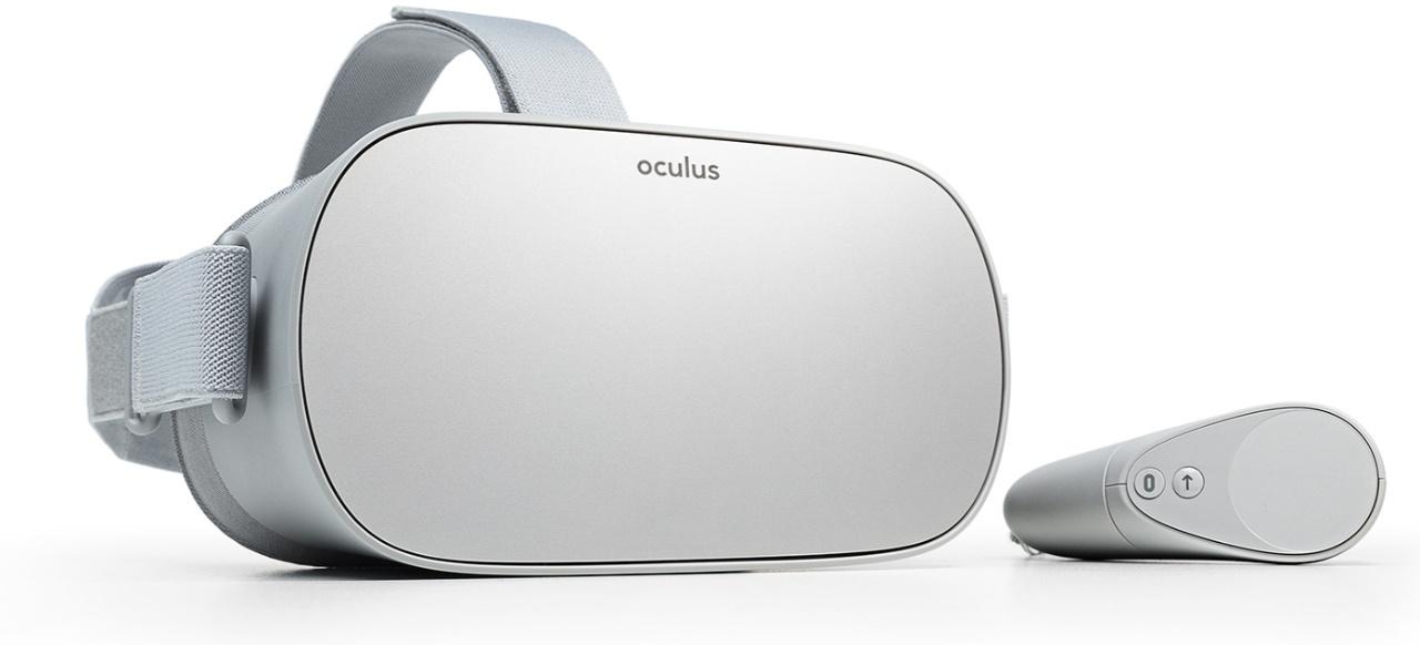 Oculus Go (Hardware) von Facebook