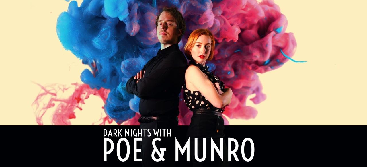 Dark Nights with Poe and Munro (Adventure) von D'Avekki Studios