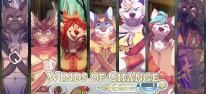 Winds of Change: Gezeichnetes Rollenspiel-Adventure in offener Welt auf Steam erhältlich