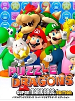 Alle Infos zu Puzzle & Dragons Z + Puzzle & Dragons Super Mario Bros. Edition (3DS,N3DS)