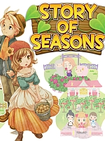Alle Infos zu Story of Seasons (3DS)