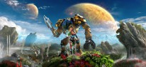 The Riftbreaker: Aufbau, Survival, Tower Defense und massive Gegnerwellen