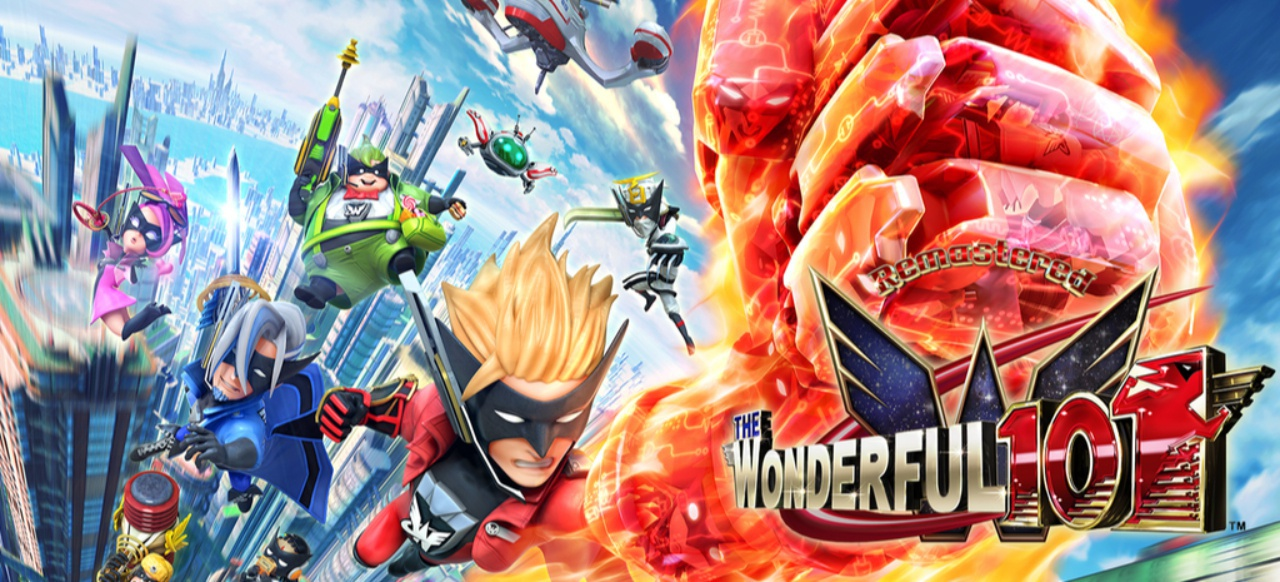 The Wonderful 101: Remastered (Action-Adventure) von Platinum Games