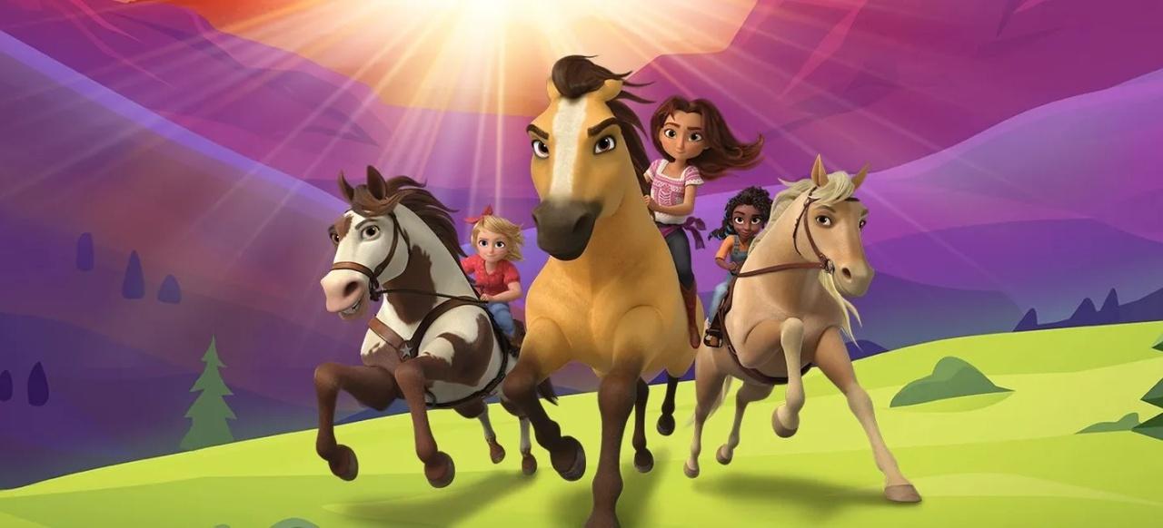 DreamWorks Spirit - Luckys Großes Abenteuer (Action-Adventure) von Outright Games / Bandai Namco Entertainment