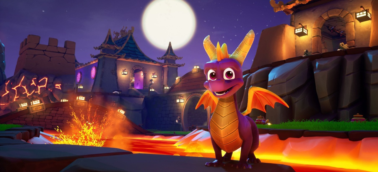 Spyro Reignited Trilogy (Action) von Activision