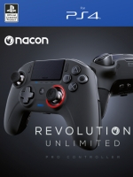 Alle Infos zu Nacon Revolution Unlimited Pro Controller (PlayStation4Pro)