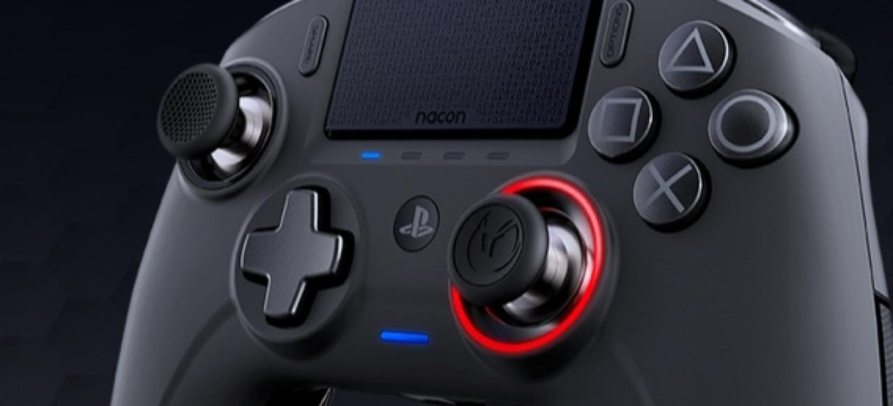 Nacon Revolution Unlimited Pro Controller (Hardware) von Big Ben