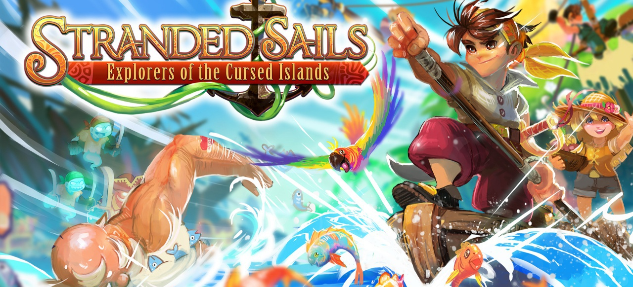 Stranded Sails - Explorers of the Cursed Islands (Action) von rokapublish / Merge Games