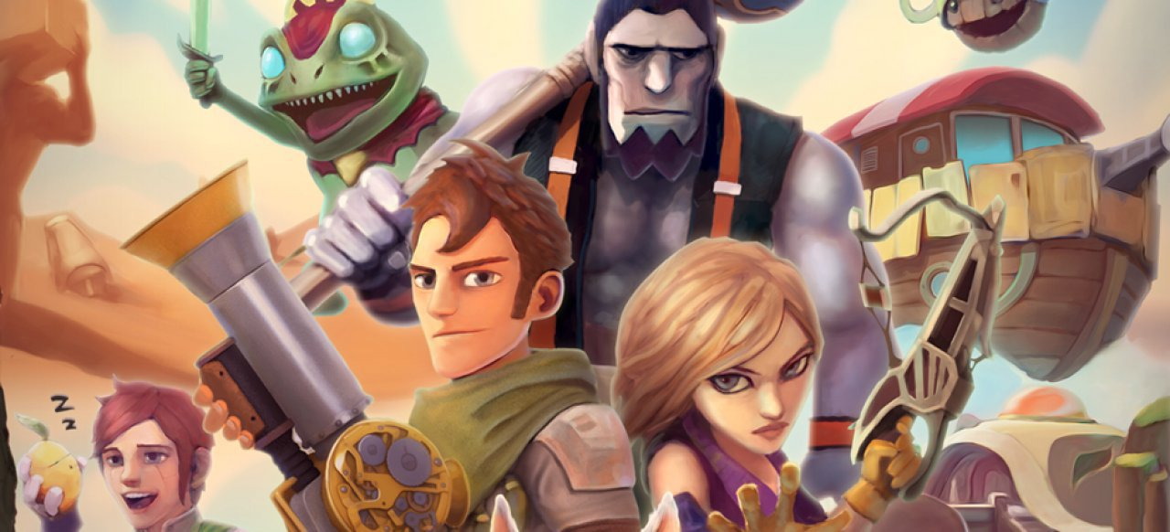 Earthlock (Rollenspiel) von Snowcastle Games / SOEDESCO