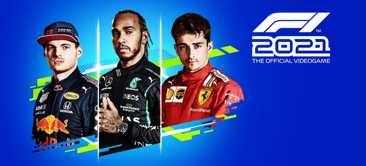 F1 2021 (Rennspiel) von Electronic Arts