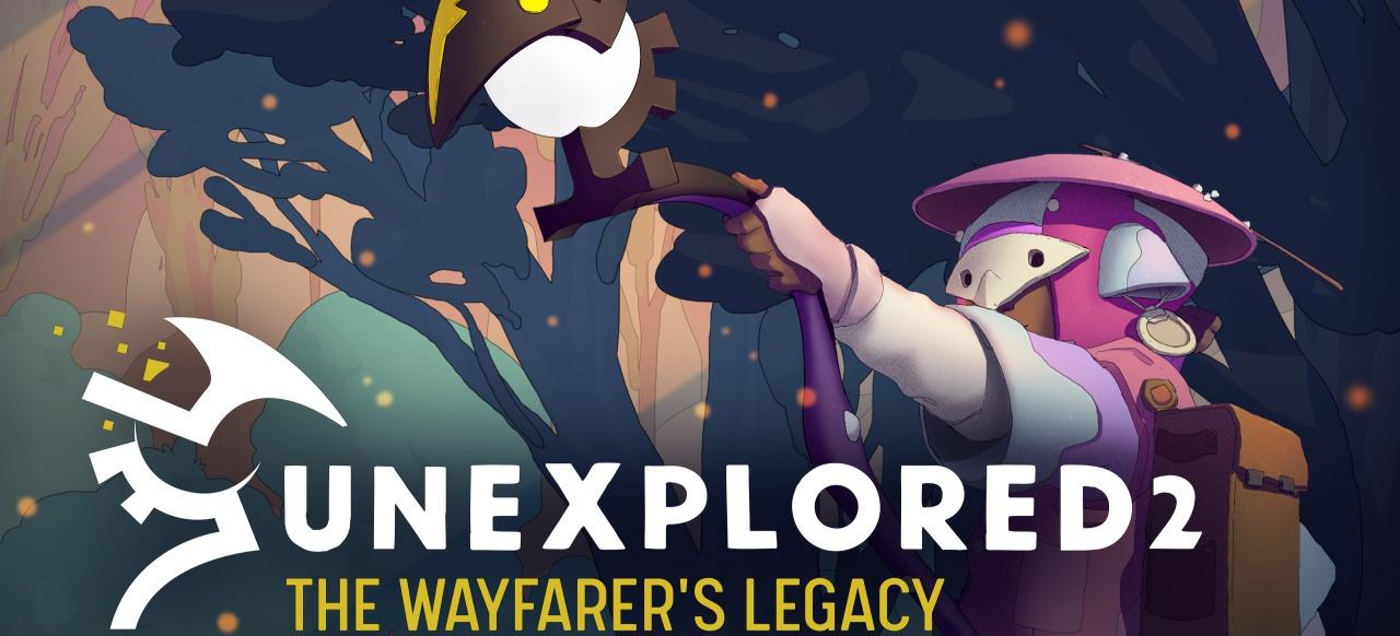 Unexplored 2: The Wayfarer's Legacy (Action-Adventure) von Big Sugar