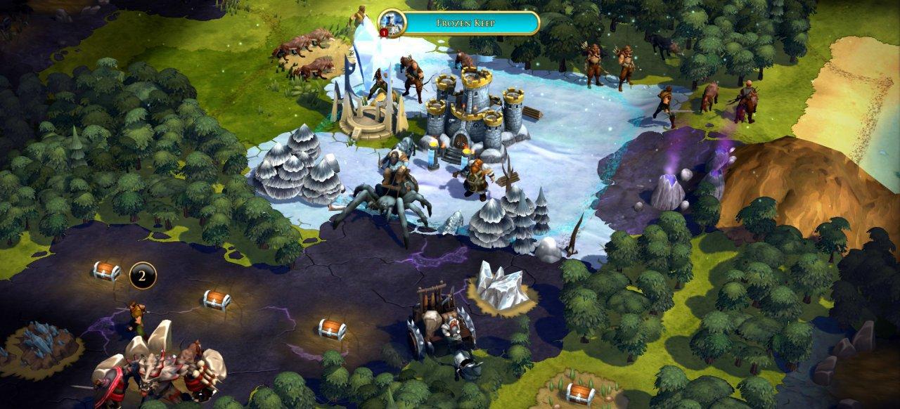 Sorcerer King: Rivals (Taktik & Strategie) von Stardock Entertainment