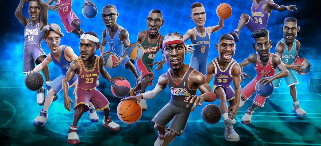 NBA Playgrounds (Sport) von Saber Interactive