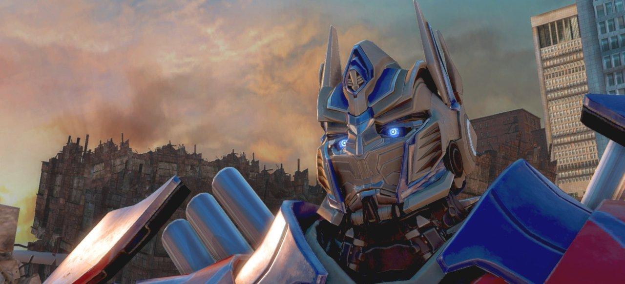 Transformers: The Dark Spark (Action-Adventure) von Activision