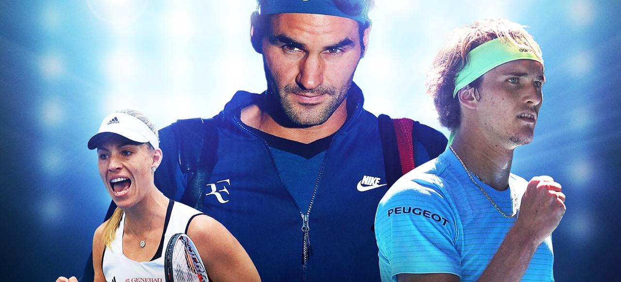 Tennis World Tour - Roland-Garros Edition (Sport) von Bigben Interactive