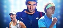 Tennis World Tour - Roland-Garros Edition: Erweiterte Version erscheint im Mai auf PC, PS4, Switch & Xbox One