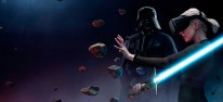 Vader Immortal: Eine Star Wars VR-Serie: Star-Wars-Abenteuer in VR kommt mit Extras auf Disk in den Handel
