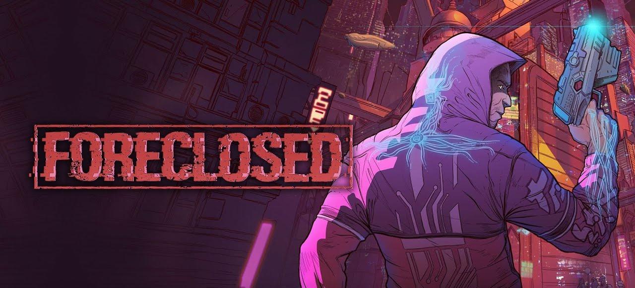 Foreclosed (Shooter) von Merge Games