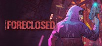 Foreclosed: Actionreicher Cyberpunk-Kampf gegen die Bürokratie im Comic-Stil
