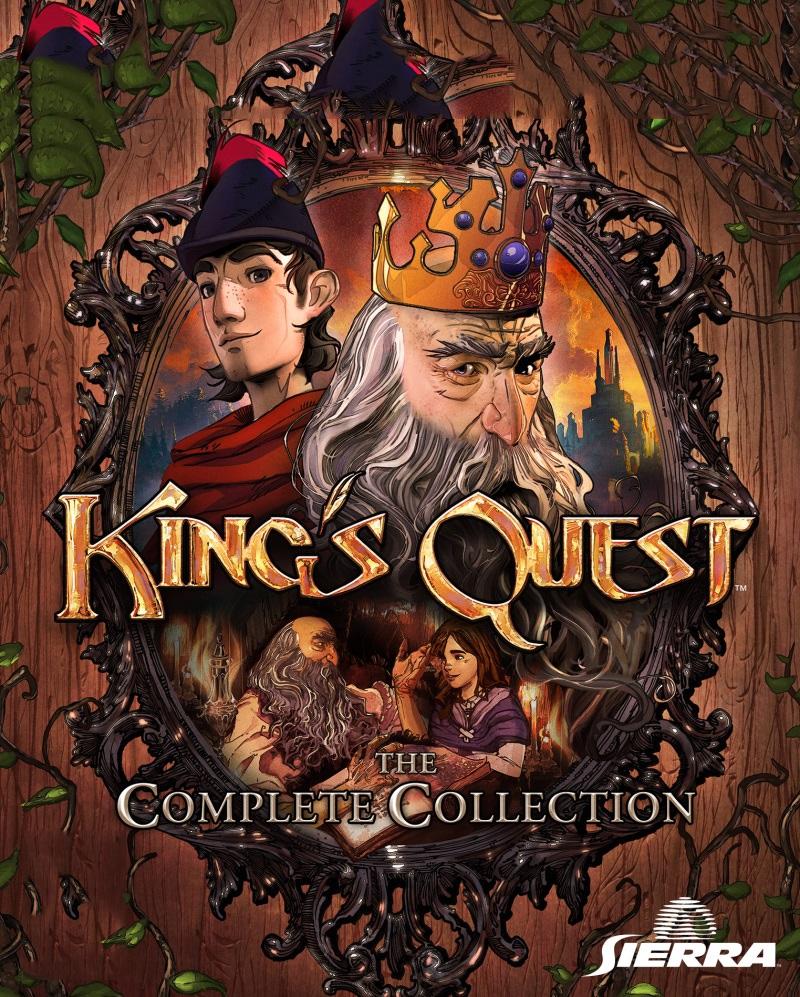 Alle Infos zu King's Quest: Der seinen Ritter stand (360,PC,PlayStation3,PlayStation4,XboxOne)