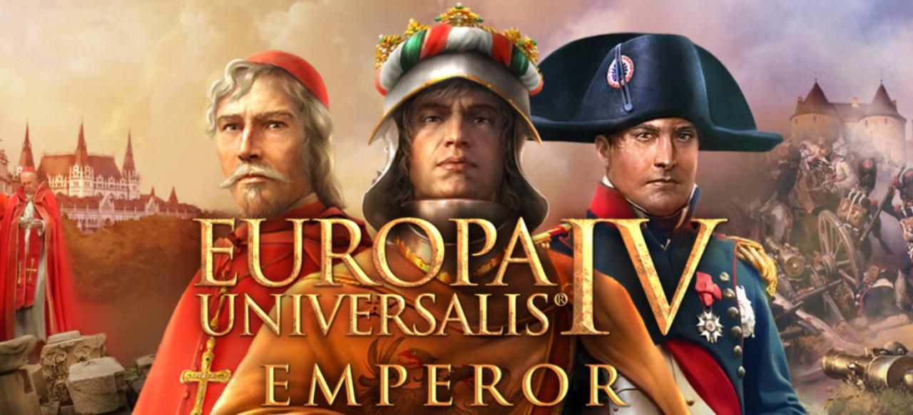 Europa Universalis 4: Emperor (Taktik & Strategie) von Paradox Interactive