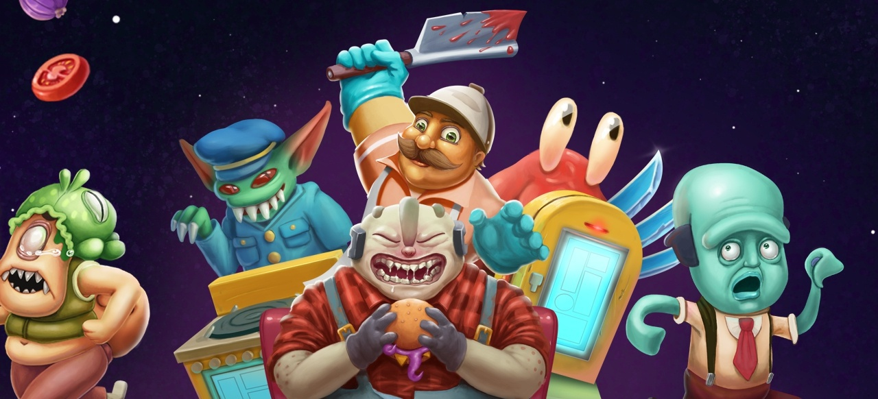Godlike Burger (Simulation) von Daedalic Entertainment