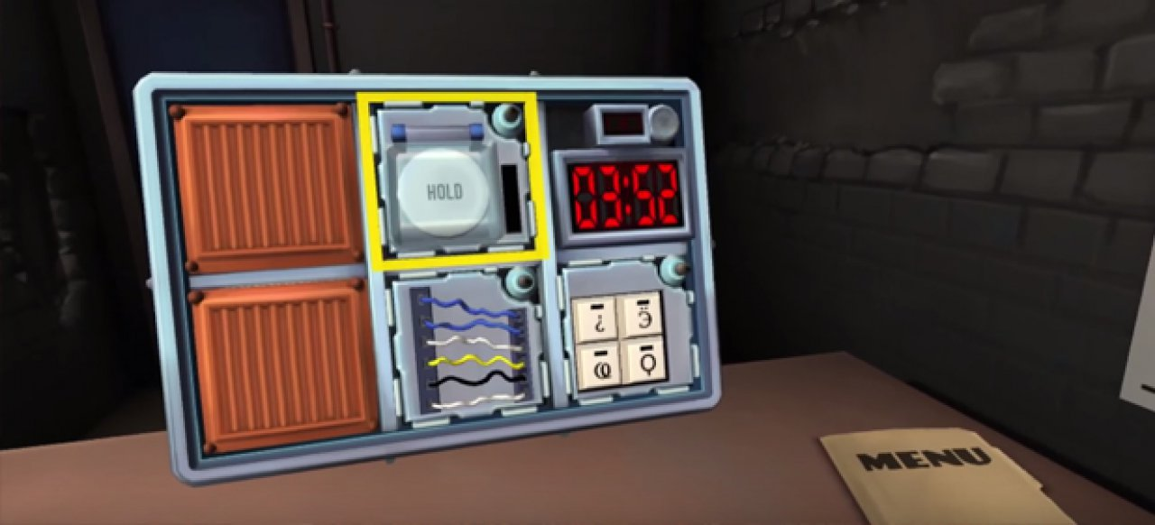 Keep Talking and Nobody Explodes (Musik & Party) von Steel Crate Games