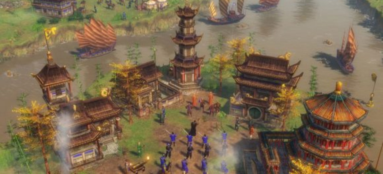 Age of Empires 3 (Taktik & Strategie) von Microsoft