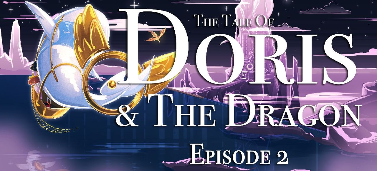 The Tale of Doris & the Dragon - Episode 2 (Adventure) von Arrogant Pixel