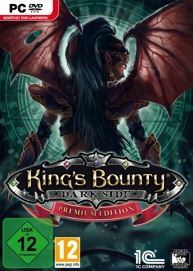 Alle Infos zu King's Bounty: Dark Side (PC)