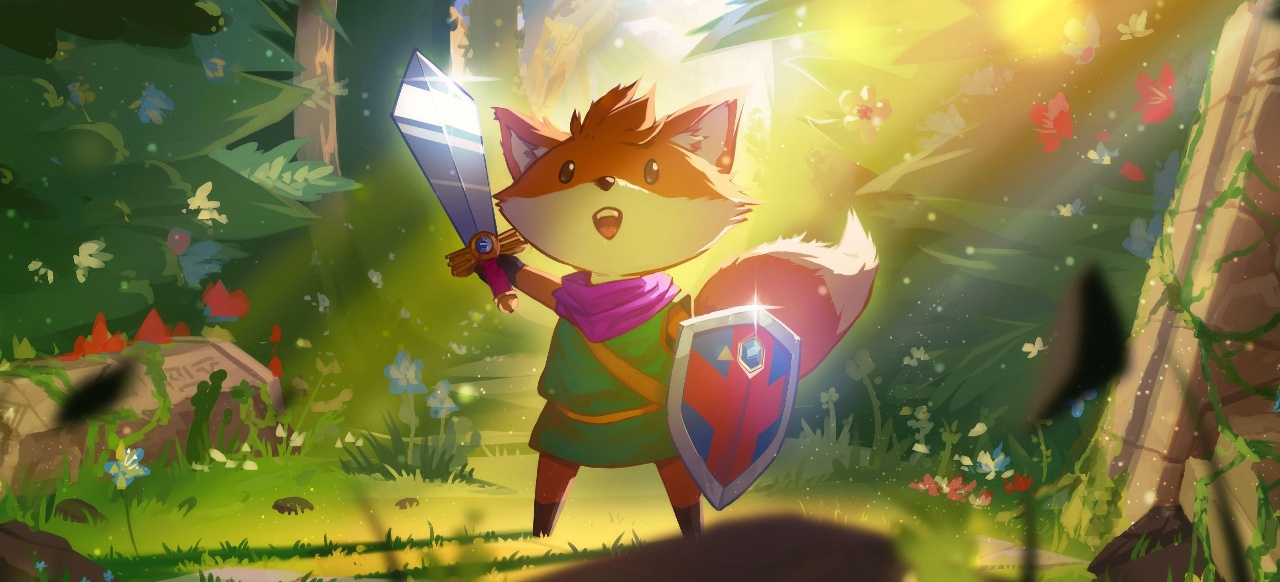 Tunic (Action-Adventure) von Finji