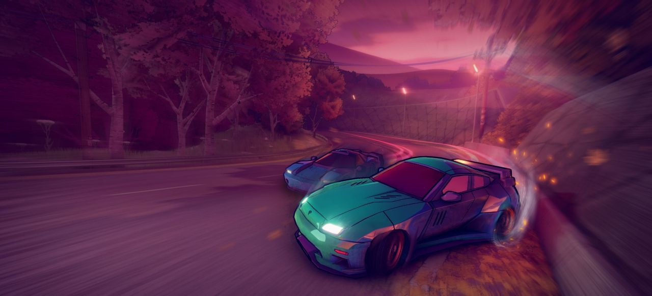 Inertial Drift (Rennspiel) von PQube
