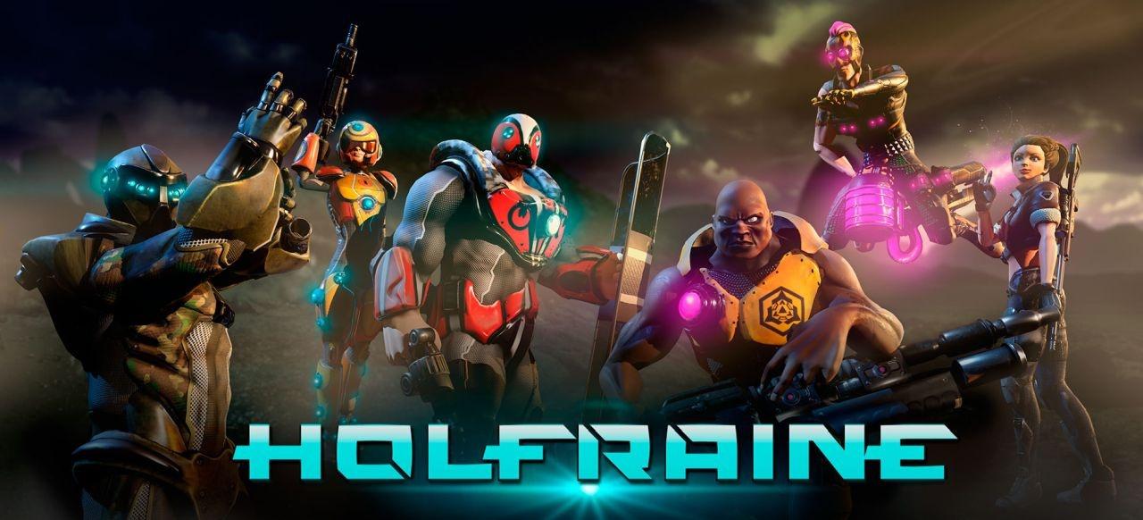 Holfraine (Shooter) von Fluxart Studios / Sony
