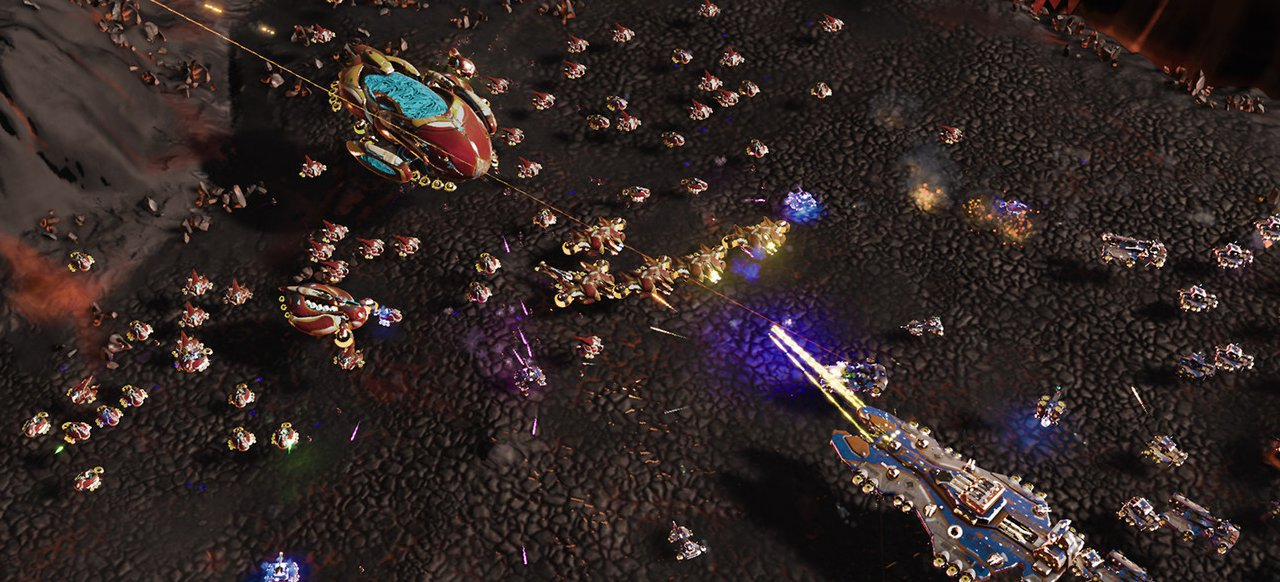 Ashes of the Singularity: Escalation (Taktik & Strategie) von Stardock