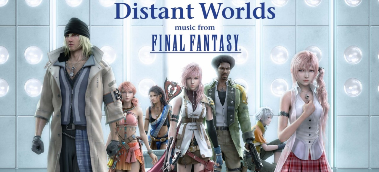 Distant Worlds: Music from Final Fantasy (Events) von RBK Entertainment / Computec Media Group