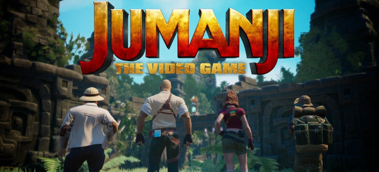 Jumanji: Das Videospiel (Action) von Bandai Namco Entertainment Europe
