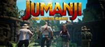 Jumanji: Das Videospiel: Erste Spielszenen im Trailer