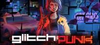 Glitchpunk: Cyberpunk-Action aus der Draufsicht-Perspektive à la GTA 2