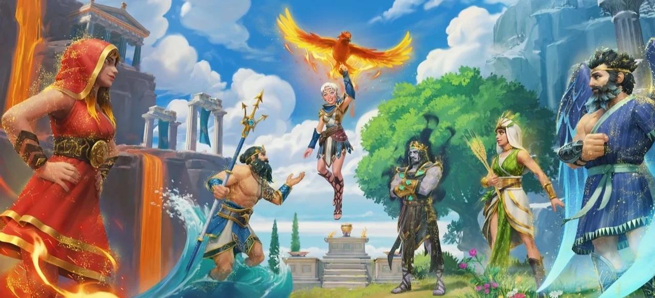 Immortals Fenyx Rising: Die verlorenen Götter (Action-Adventure) von Ubisoft