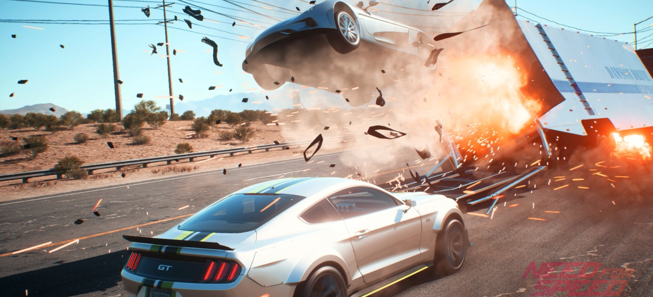 Need for Speed Payback (Rennspiel) von Electronic Arts