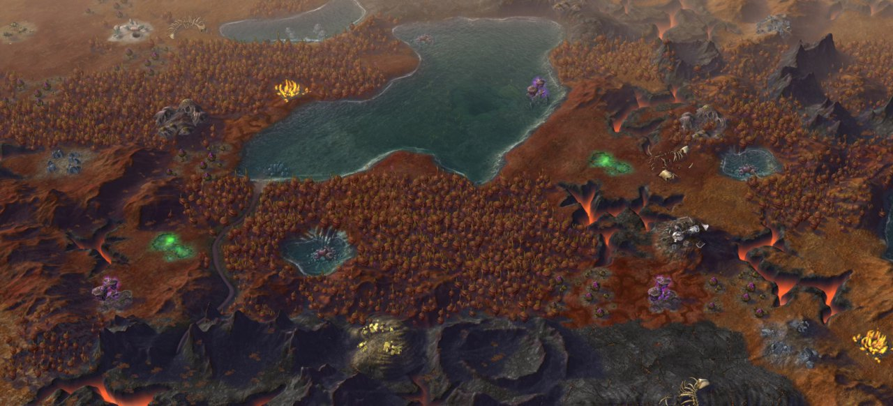 Civilization: Beyond Earth - Rising Tide (Taktik & Strategie) von 2K Games